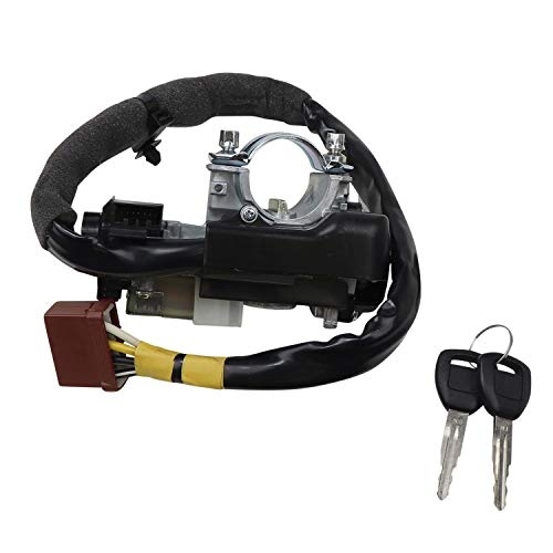 Beck Arnley 201-2437 Ignition Lock and Cylinder Assembly ()