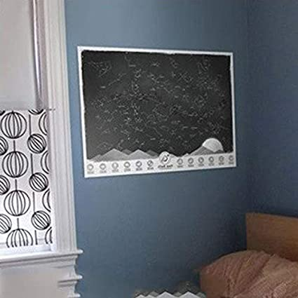 s - Novelty Design Home Decorative Star Map Glow In Darkness