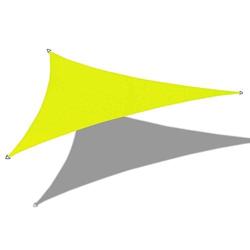 Alion Home Waterproof Woven Sun Shade Sail Custom Pear Green 1