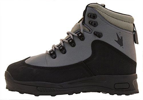 Frogg Toggs North Fork Guide Boot, Cleated, Slate/Carbon, Size 13