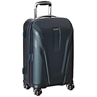 Samsonite Silhouette Sphere 2 Hardside Spinner HS 22, Cypress Green, One Size