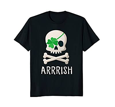 """ARRRISH"" Irish Pirate Shirt 