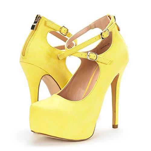 Zapatos amarillos Bama para mujer nxzWiT0xB