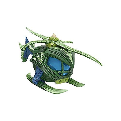 Skylanders SuperChargers Vehicle Character 4 Pack Bundle - Jet Stream , Stealth Stinger , Shark Tank , Burn Cycle - Air , Life , Earth , Fire Kit by Skylanders Activision (Image #2)