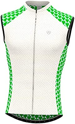 Deportes Hera Ropa Ciclismo Maillot sin Manga Spinning Carretera ...