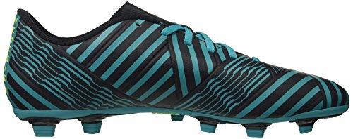 Adidas Performance Mens Nemeziz 17.4 Fxg Calcio Scarpa Leggenda Inchiostro / Giallo Solare / Energia Blu