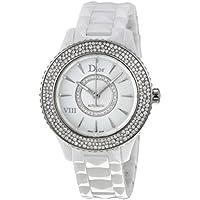 Dior VIII Diamond Studded Automatic Womens Watch (CD1245E5C001)