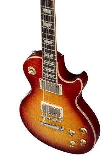 Gibson Les Paul Traditional 2018 Heritage Cherry Sunburst · Guitarra eléctrica: Amazon.es: Instrumentos musicales