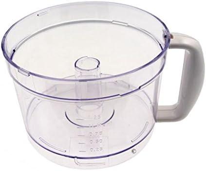 Vaso de picadora nu (sin tapadera) masterchef_600 masterchef_580 masterchef_750 a75 a73-robot de cocina moulinex ar9447: Amazon.es: Hogar