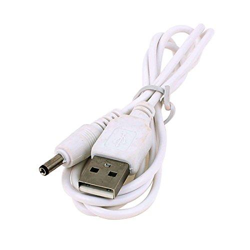 USB en forma de corazón eDealMax recargable LED Lámpara portátil multiuso Caliente rosa claro - - Amazon.com
