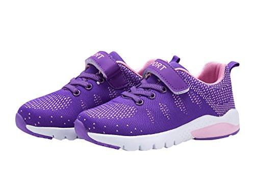 the latest e936c 66bc5 MAYZERO Kids Tennis Shoes Breathable Athletic Shoes Lightweight Walking  Running Shoes Fashion Sneakers for Boys and