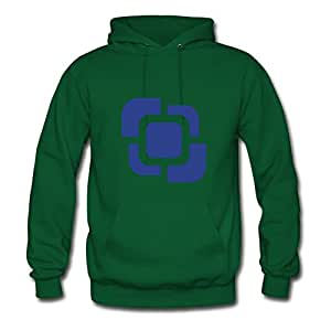 Rickwise Women Cube Image Sweatshirts (x-large,green)
