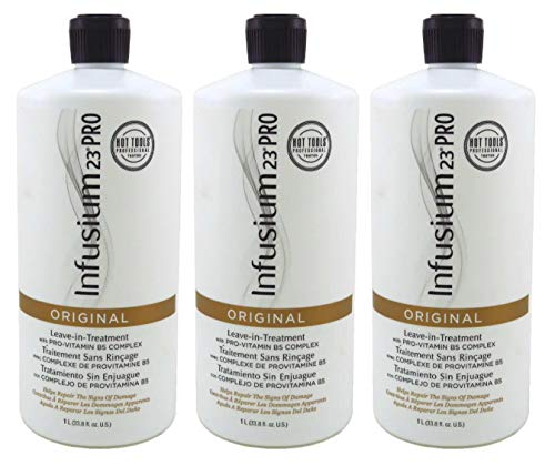 Infusium Pro 23 Treatment Original 33.8 Ounce (999ml) (3 Pack)