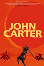 John Carter: Barsoom Series (7 Novels) A Princess of Mars; Gods of Mars; Warlord of Mars; Thuvia, Maid of Mars; Chessmen of Mars; Master Mind of Mars; Fighting Man of Mars COMPLETE WITH ILLUSTRATIONS