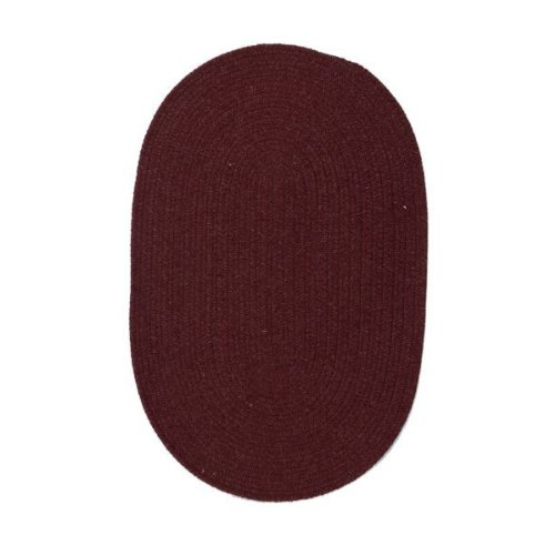 Colonial Mills WL52R024X084 Bristol Runner Rug, 2x7, Holly Berry