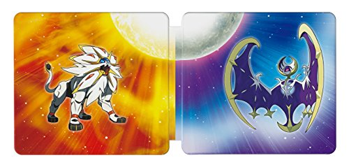 Pokémon Sun and Pokémon Moon Steelbook Dual Pack – Nintendo 3DS (Amazon Exclusive) by Nintendo