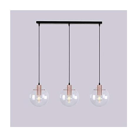 Modern Simple Restaurant Crystal Pendant Light Ceiling Lamp Chandelier Lighting