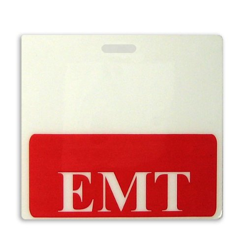 Horizontal EMT Badge Buddy by Speciaist ID, Sold Individually