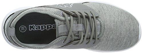 Kappa Sol - Zapatillas Mujer Azul (Jersey/grey)