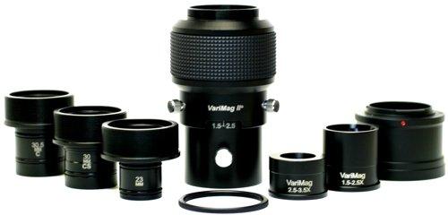 VariMag II Microscope Adapter for ALL Nikon DSLR Cameras by Modern Photonics
