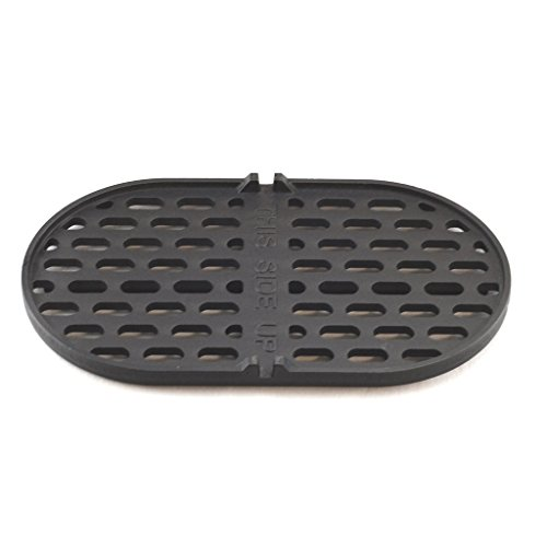 Primo Ceramic Grills Oval XL Cast Iron Charcoal Grate ()