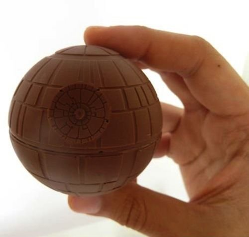 Cherion Pack of 2 Star Wars Death Star Silicone Ice Cube Molds by Cherion (Image #5)