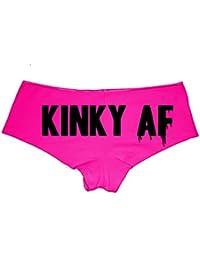 Kinky Af Booty Shorts Boyshort Cotton Bikini Bottom Sexy Panties