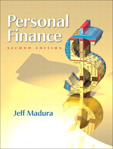 Personal Finance with Financial Planning Workbook and Software, Second Edition
