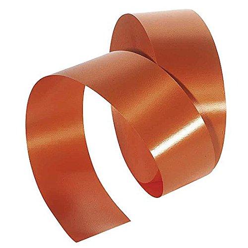 DekoWoerner Polyband 50mm//100m orange