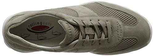 Shoes Marron Gabor Derbys Visone Rollingsoft Femme vpxxwq7Z8