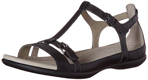 ECCO Womens Flash T Strap Sandal