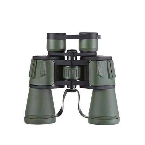 AIMOOW 2019 HD Zoom Binoculars Outdoor Mountaineering Night Vision Prism with Powerful 10X Long Distance Zoom Easy Focus Knob Clear Viewing Angle Suitable for Travel Hiking Concert