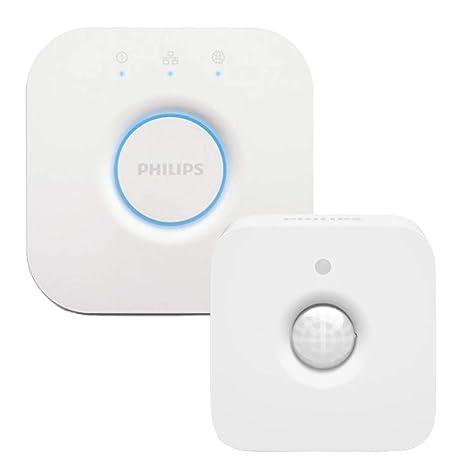 Philips Hue Bewegungsmelder Infrarot Sensor Bewegungssensor Hue Bridge 2.0