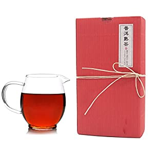 Luxtea Chinese Top10 Famous Tea - Yunnan Ripe Pu er / Aged Pu erh Tea / Puer Puerh Loose Leaf - Grade AA (High Grade)