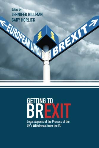 Getting to Brexit: Legal Aspects of the Process of the UK's Withdrawal from the EU