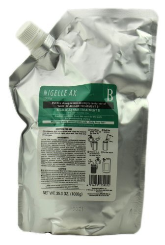 Nigelle AX Hair Treatment B , 35.3 oz - refill by Nigelle by Milbon