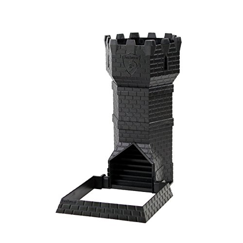 FoxTower, Standard Size Dice Tower for RPGs and Board Games ()