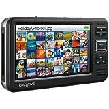 Creative Zen Vision W 30 GB Widescreen Multimedia Player (Black)