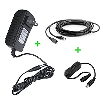 9V Brother P-Touch GL-H105 Label Maker replacement power supply adaptor - US plug - Premium