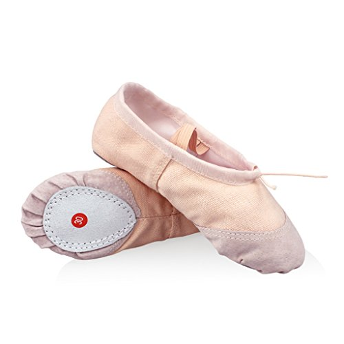 Flat Canvas Escarpins Dogeek Soft Enfants De Pilates Pour Pantoufles Yoga Danse Ballerines Split Femme Chaussures Gymnastique qT7xTROw