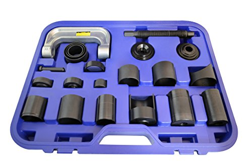 Astro 7897 Ball Joint Service Tool Kit and Master Adapter Set (Replacement Joint Ball Ford)