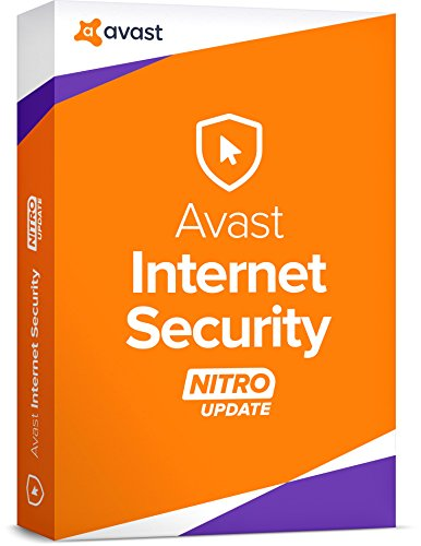 Avast Internet Security 2017 - 1 Year 3 Users by Avast
