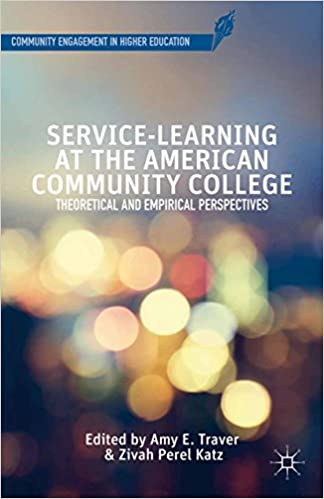 Amazon.com: Service-Learning at the American Community ...