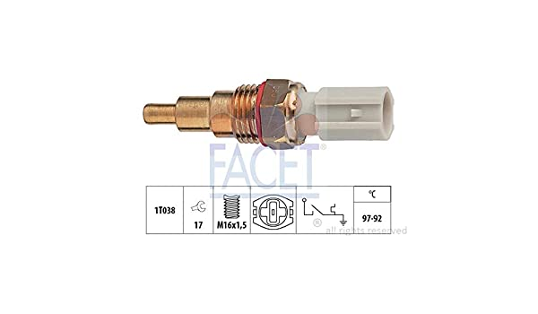 Facet Replacement Electric Fan Switch 75198