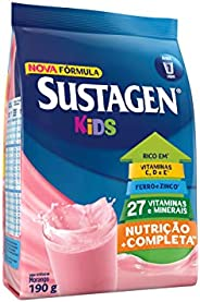 Sustagen Kids Morango 190G Sachê, Sustagen Kids