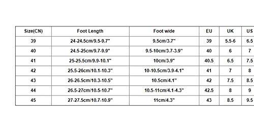 Running Randonnée Chaussures Casual Sport Sneakers Course de Sport Entraînement Baskets Chaussure Chaussures Lace Casual Chaussures Comfortable Sonnena Up de Outdoor Trail Fitness Multisports Hommes nTfxPwR4q