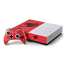 Fairy Tail Xbox One S Console and Controller Bundle Skin - Fairy Tail Emblem Vinyl Decal Skin For Your Xbox One S Console and Controller Bundle