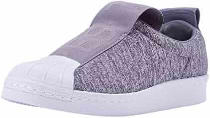 finest selection 925da bc055 adidas Originals Womens Superstar Slipon W Sneaker Running Shoe