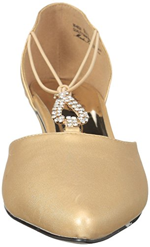 Abito Da Donna Easy Street Moonlight Pump In Raso Oro