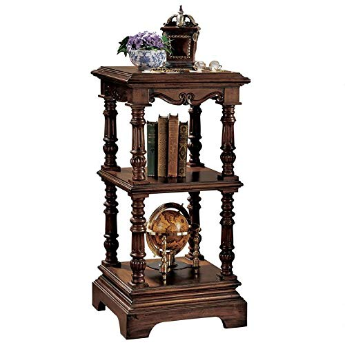Design Toscano The Lord Pimlicoe Etagere End Table
